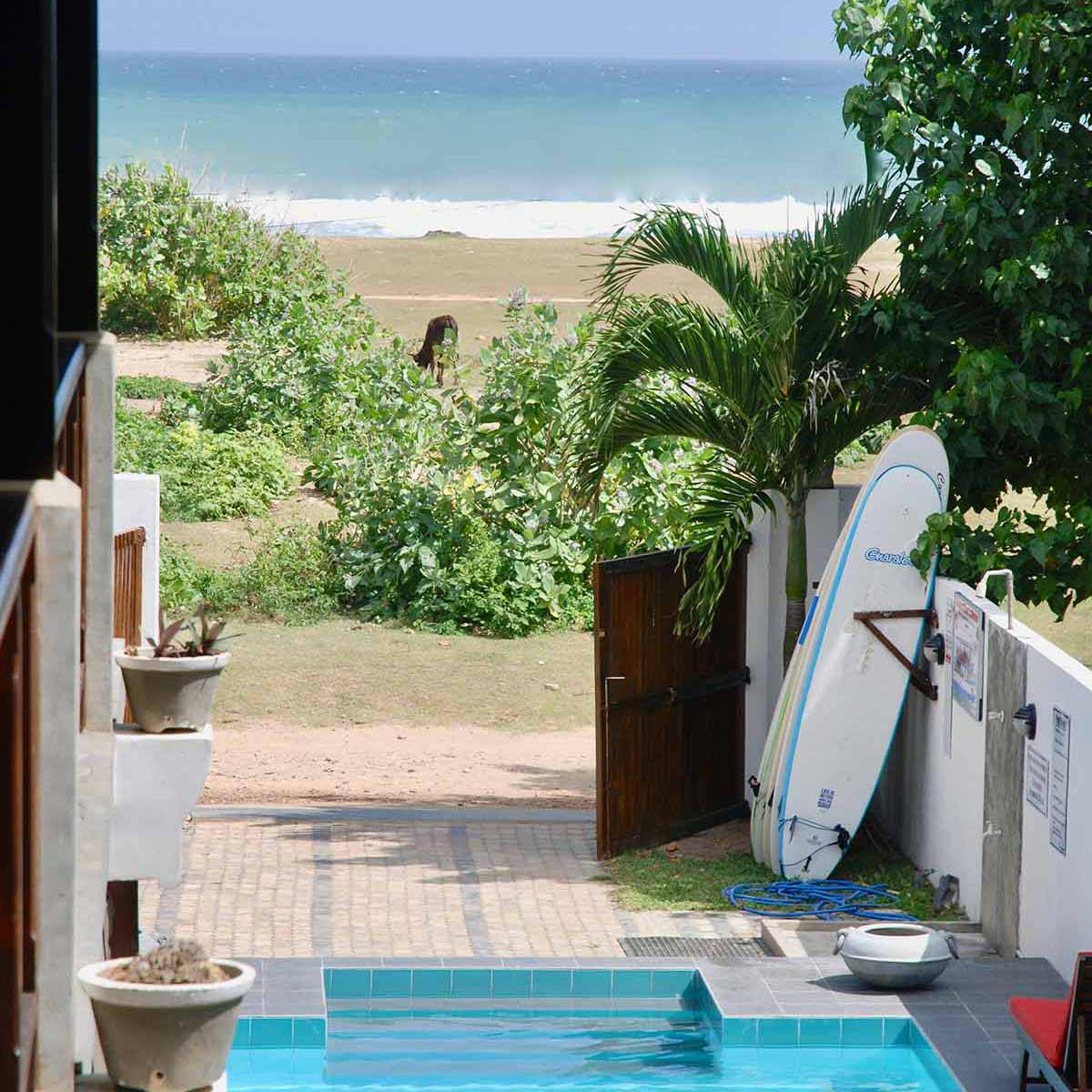 Lions Rest Hotel, Gurubebila, Weligama
